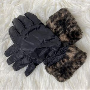 💙 Style $ Co. Thermal Gloves Black